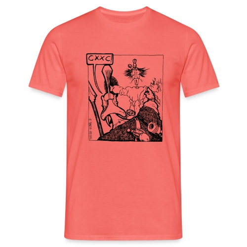 WRG Book2 - Men's T-Shirt