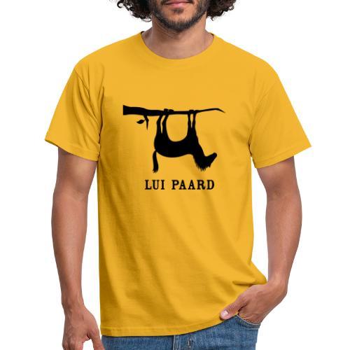 Lui paard 1 - Mannen T-shirt