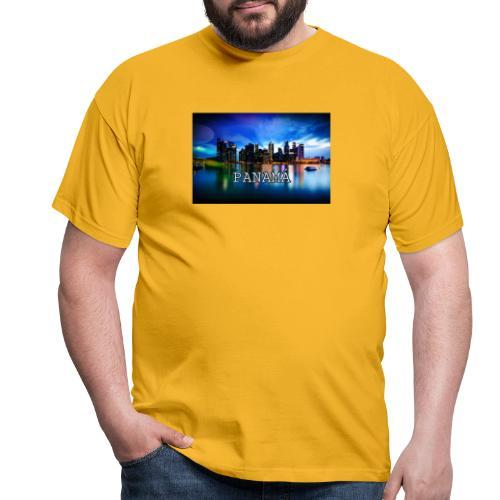 Panamá - Camiseta hombre