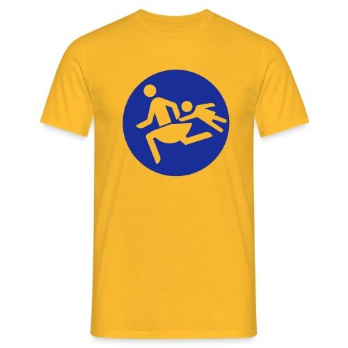 Running Mamas - Männer T-Shirt