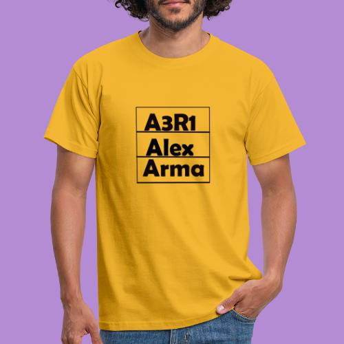 Alex - Camiseta hombre