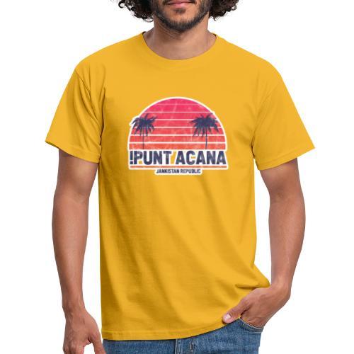 !Punt Acana - T-shirt Homme