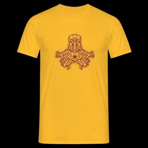 Triskeleton - Männer T-Shirt
