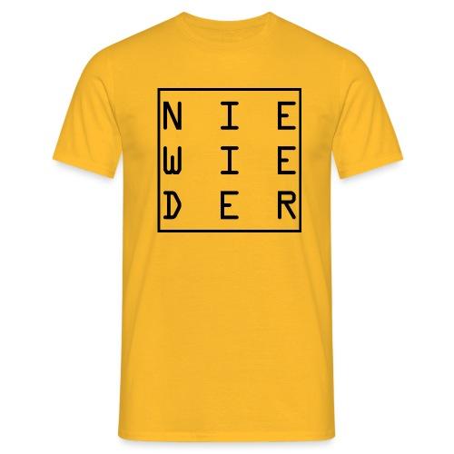 WORTKunstwort 21.2 - Männer T-Shirt