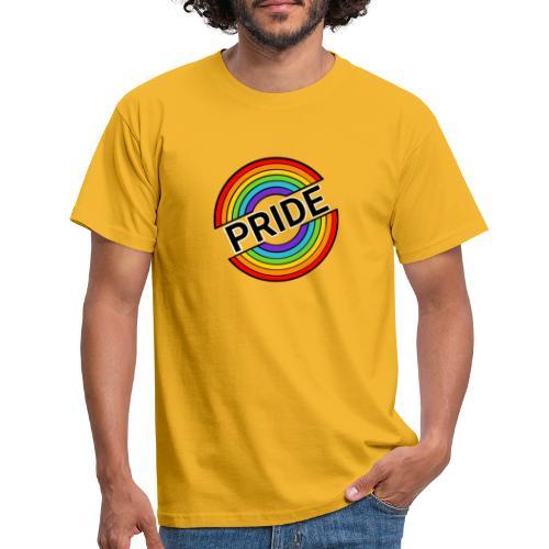Pride regnbue - Herre-T-shirt