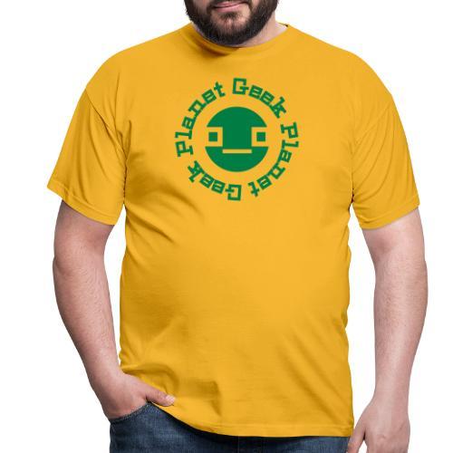 Geek Planet - Männer T-Shirt