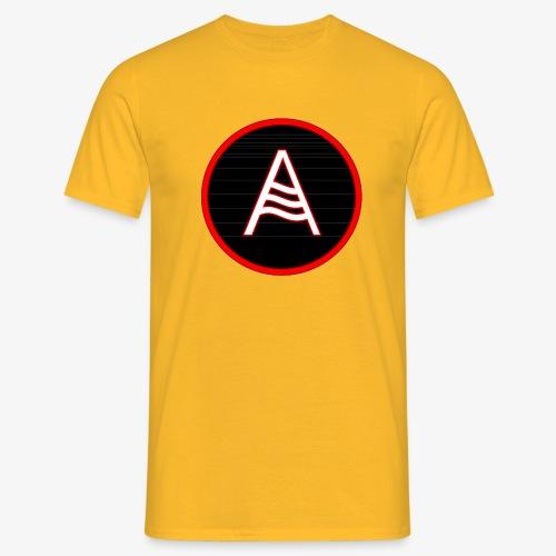 EL ANDALUZ LOGO A - Männer T-Shirt