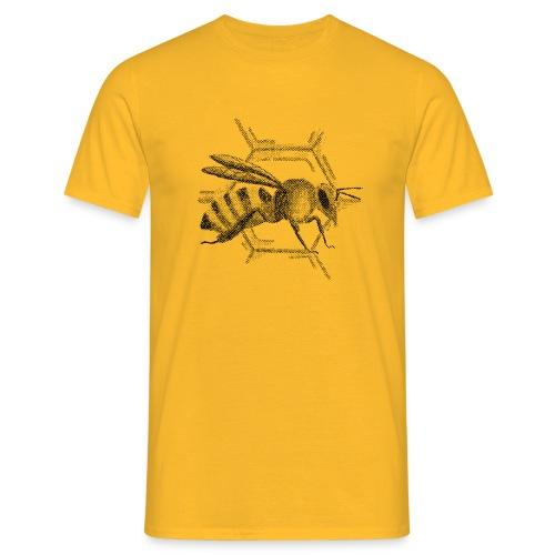 Biene - Männer T-Shirt