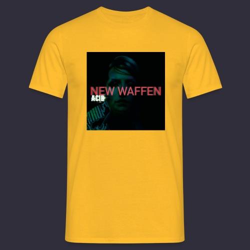 NEW WAFFEN ACID - Männer T-Shirt