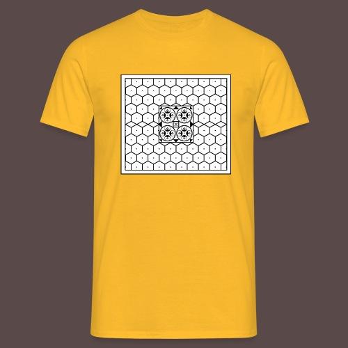 Baia - Mosaico romano - Maglietta da uomo