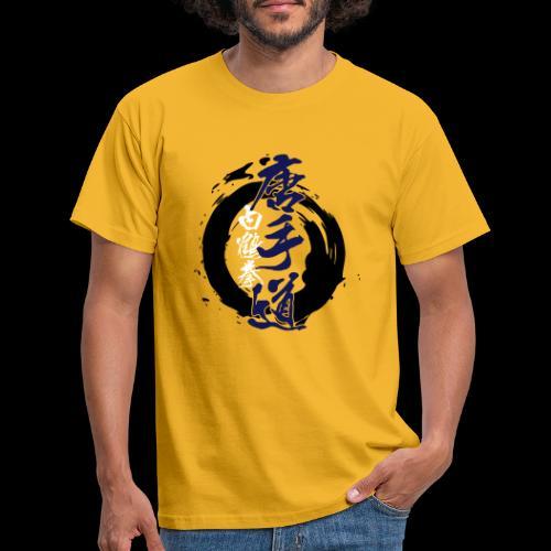 enso karatedo - Männer T-Shirt