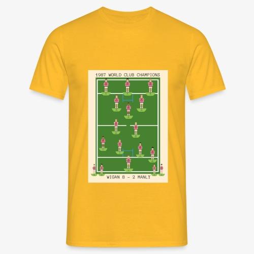 1987 World Club Champions - Men's T-Shirt
