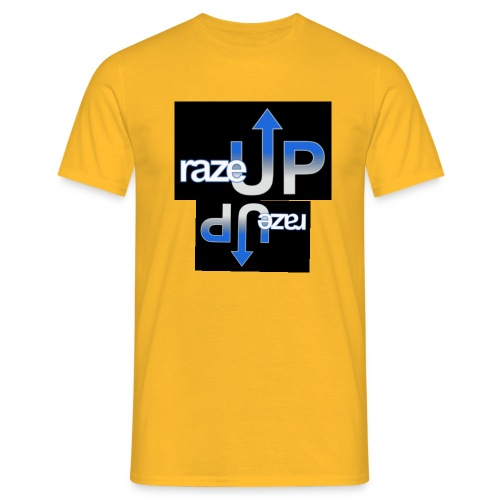 RAZEUP T-Shirts - Men's T-Shirt