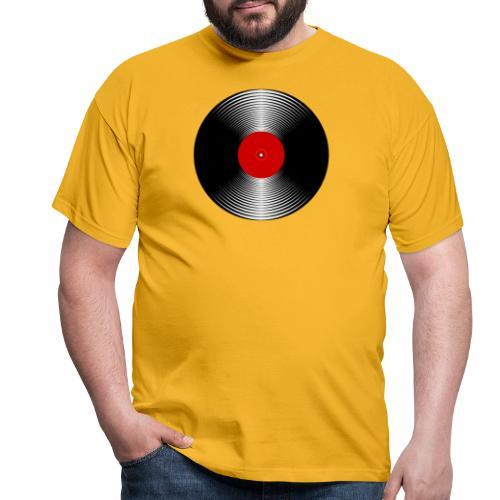 LP Vinyl - Men's T-Shirt