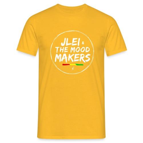 Jlei & The Mood Makers Bandlogo - Männer T-Shirt