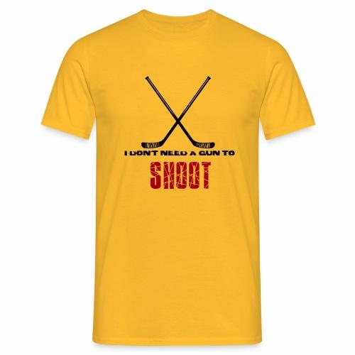 no gun - T-shirt Homme