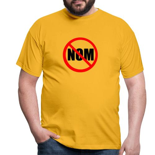 Anti Nuevo Orden Mundial - Camiseta hombre
