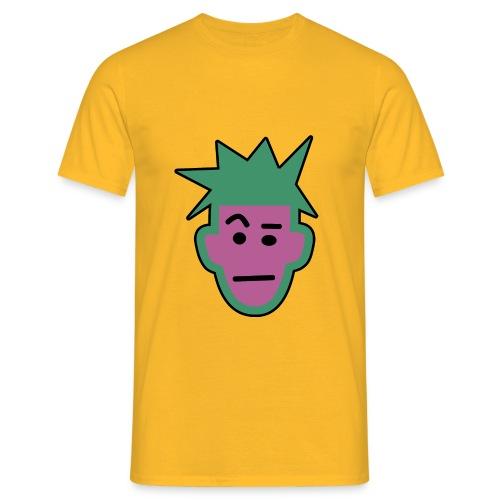 T-Shirt Streetwear - Face - Maglietta da uomo