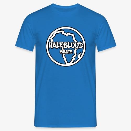halfbloodAfrica - Mannen T-shirt