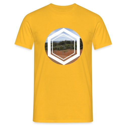 Fotografie graphic - Mannen T-shirt