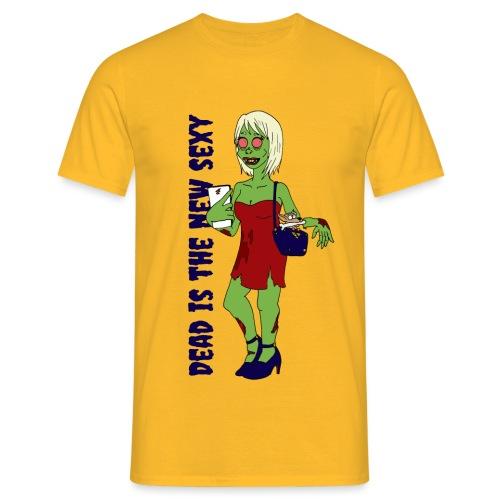 new sexy - Men's T-Shirt