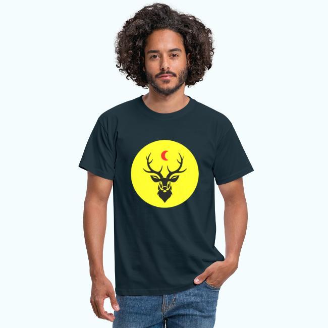 Hipster deer