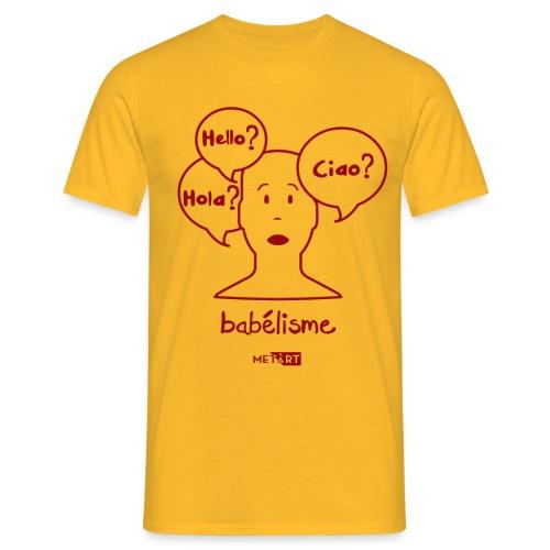 Babelisme - Maglietta da uomo