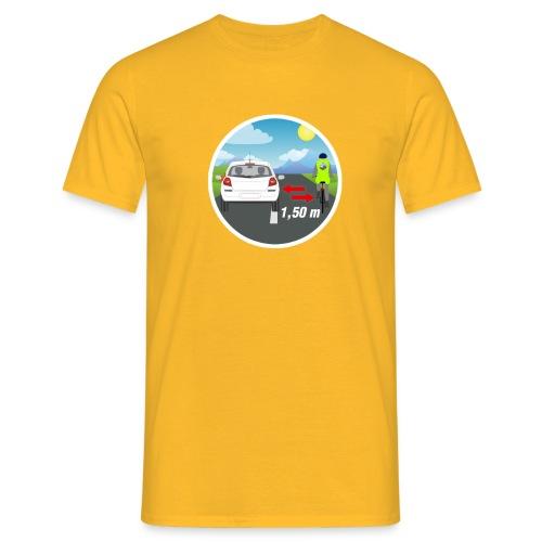 PANNEAU VELO 1M50 - T-shirt Homme