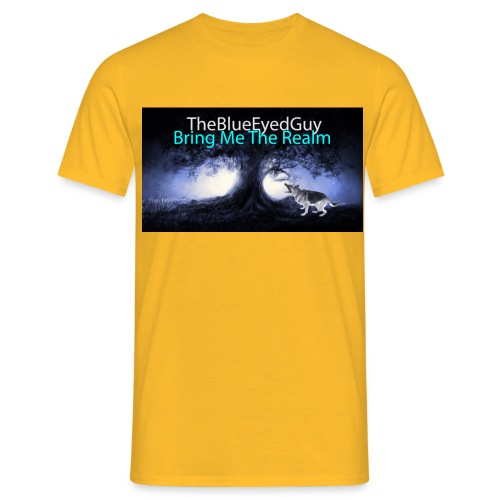 Bring Me The Realm - Men's T-Shirt