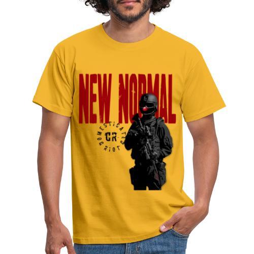 New Normal - T-shirt herr