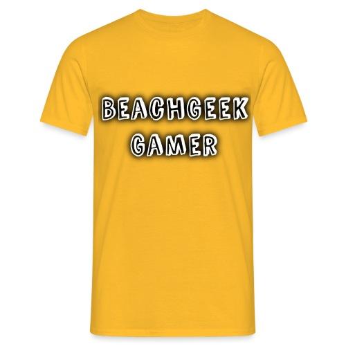 Classic BeachGeek - Men's T-Shirt