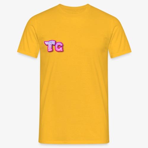 tg logo - Men's T-Shirt