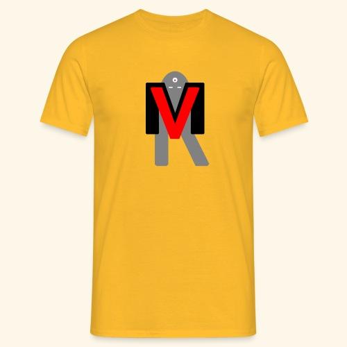 MVR LOGO png - Men's T-Shirt