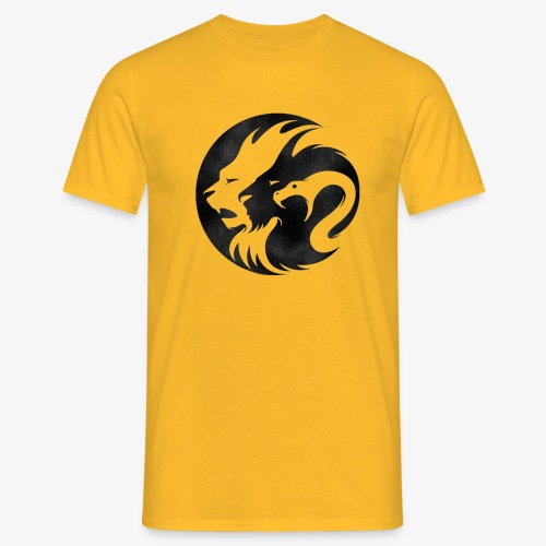 RBNDLX - LION / DRAGON / SNAKE EFFECT - Männer T-Shirt
