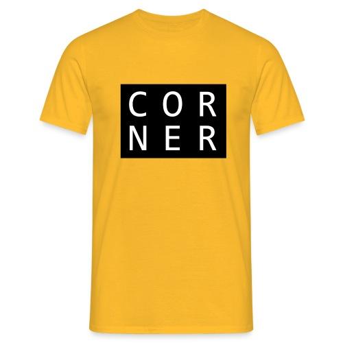 cornerbox - Herre-T-shirt