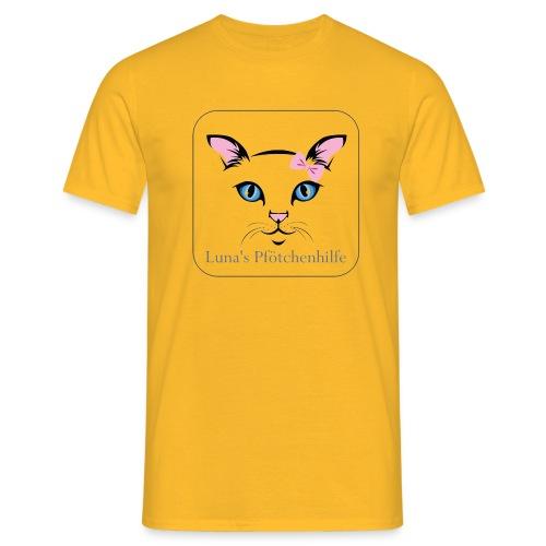LUNAS - Männer T-Shirt