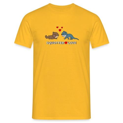 otter squirrel shirt - Mannen T-shirt
