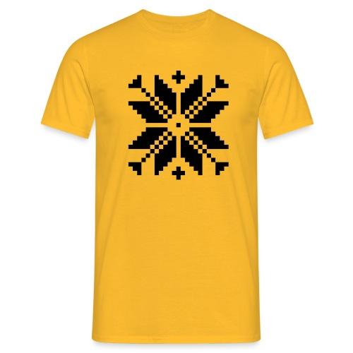 Rose - T-skjorte for menn