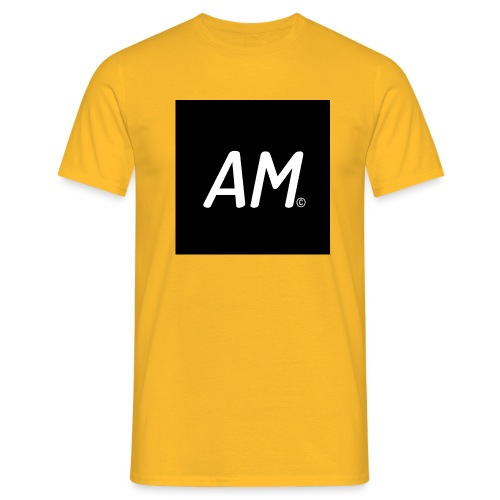 agurk box logo - T-skjorte for menn