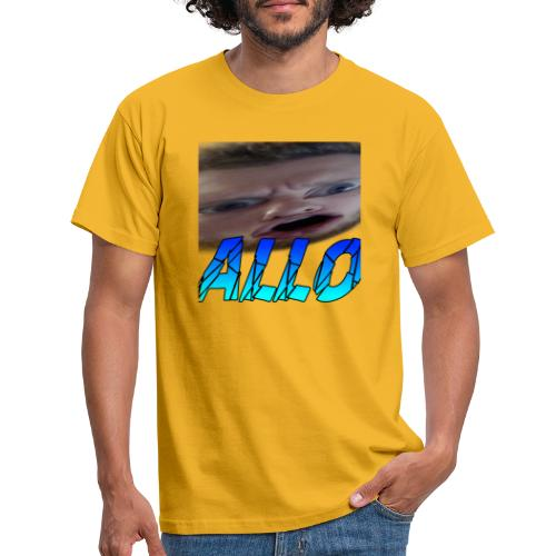ALLO - T-shirt Homme