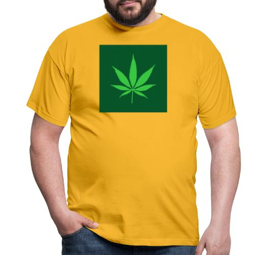Hemp CBD - Men's T-Shirt