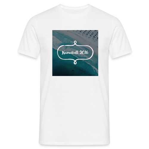 Knowitall 2016 - Men's T-Shirt