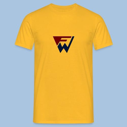 FW Logo - Men's T-Shirt