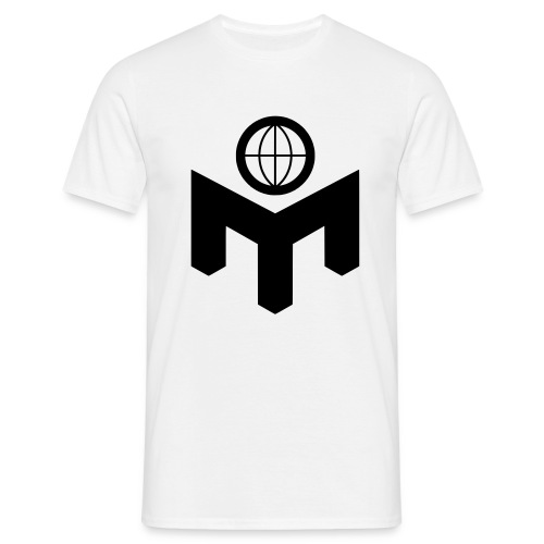 mlogo - T-skjorte for menn