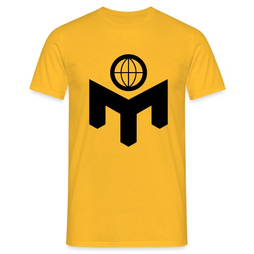 mlogo - T-skjorte for menn