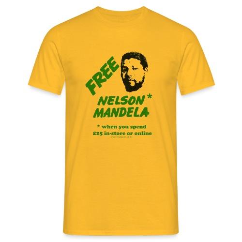 mandela - Men's T-Shirt