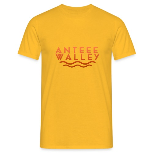 Orange png - T-shirt herr