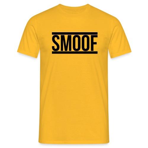 smoof_black - Men's T-Shirt