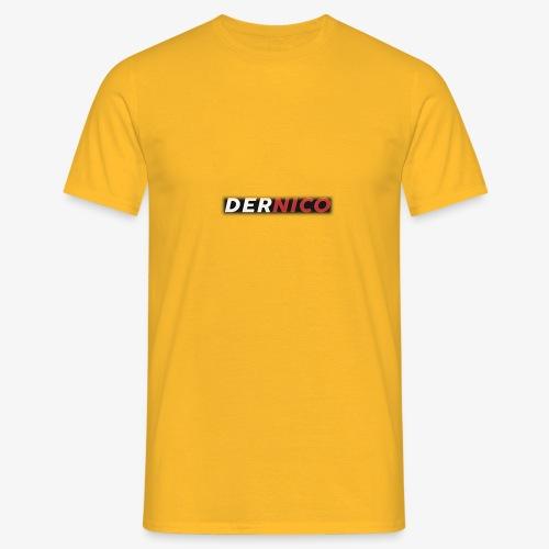 DerNico - Männer T-Shirt