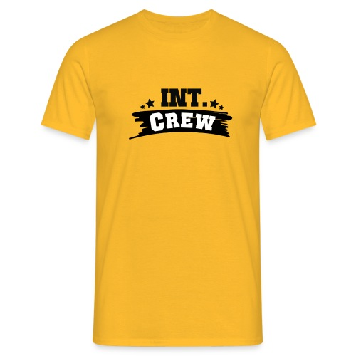 International Crew T-Shirt Design by Lattapon - Herre-T-shirt